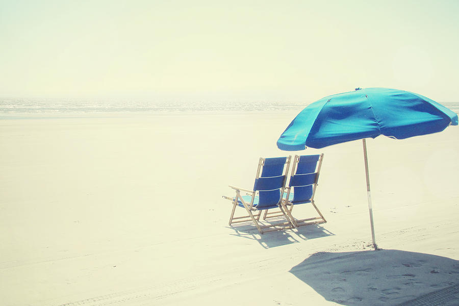 Beach Photograph - Wishing You Were Here by Amy Tyler