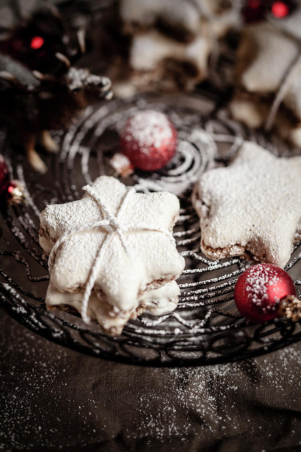 With Powdered Sugar Sprinkled Photograph by Westend61