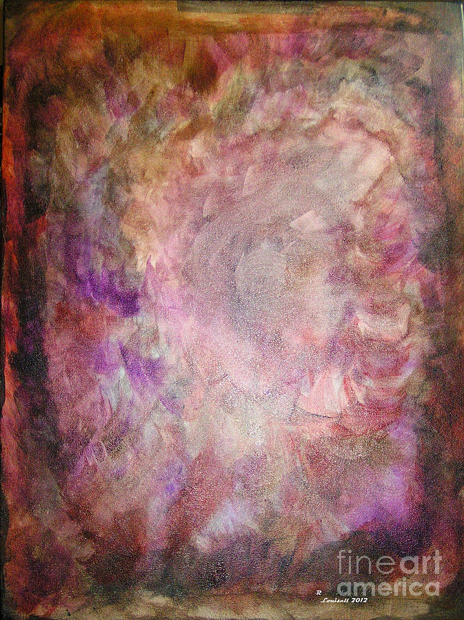 Earth Tone Painting - Without Soul by Robyn Louisell