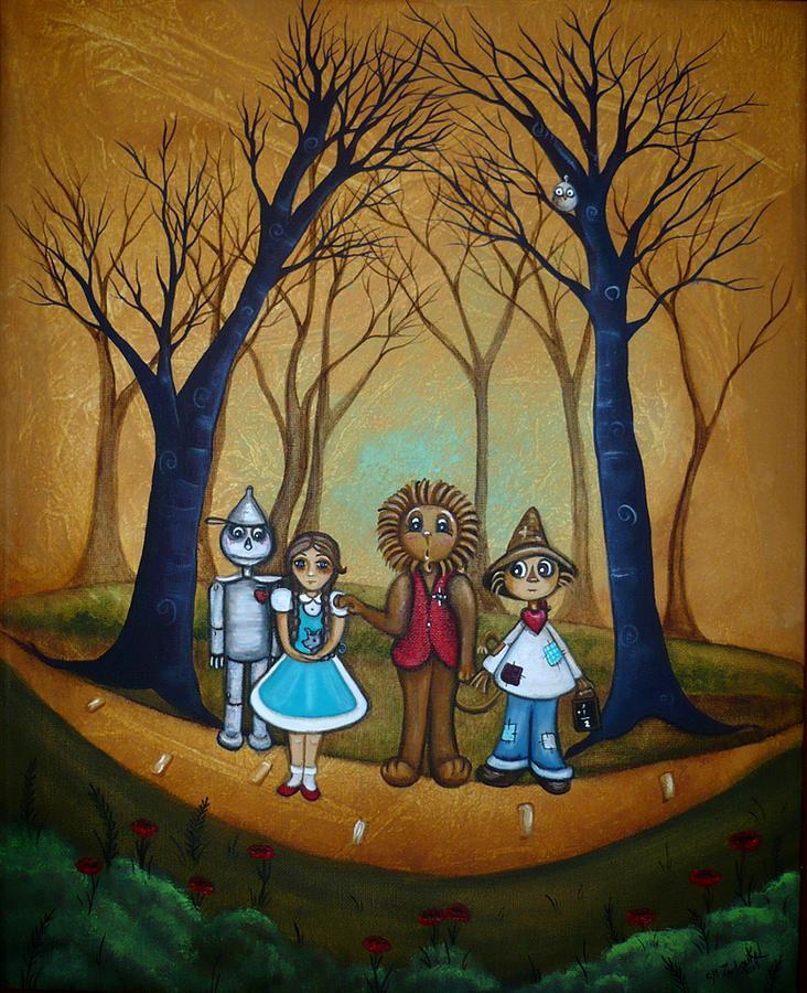 Wizard of Oz - If I Only by Charlene Murray Zatloukal
