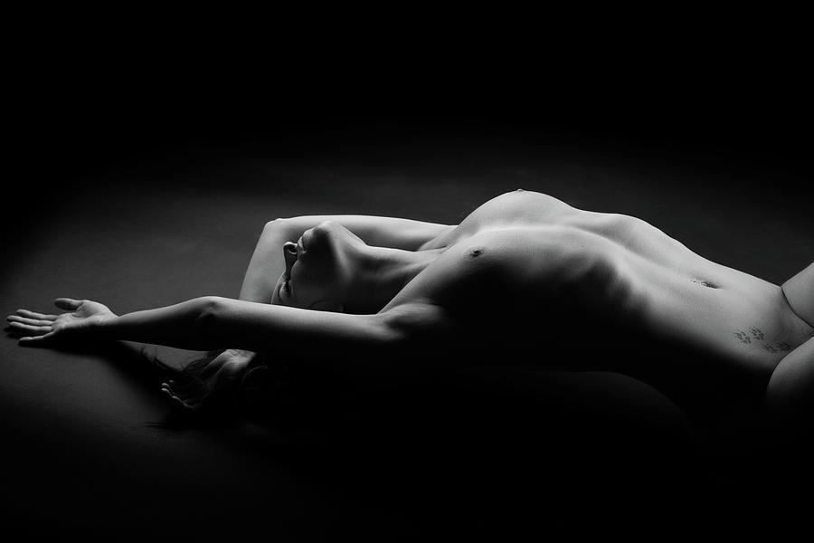 Nude Photograph - Woman by Jan Blasko