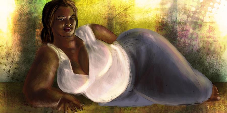 Bbw african women