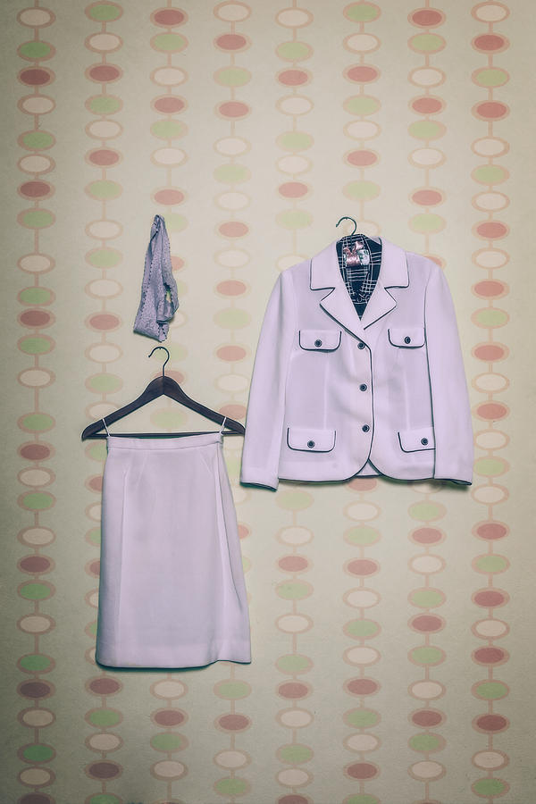 Blazer Photograph - Womans Clothes by Joana Kruse