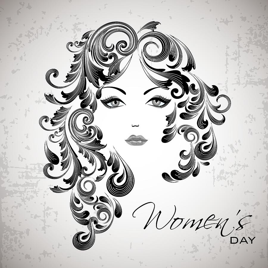 Texas Digital Art - Womens Day Usa by Stanley Mathis