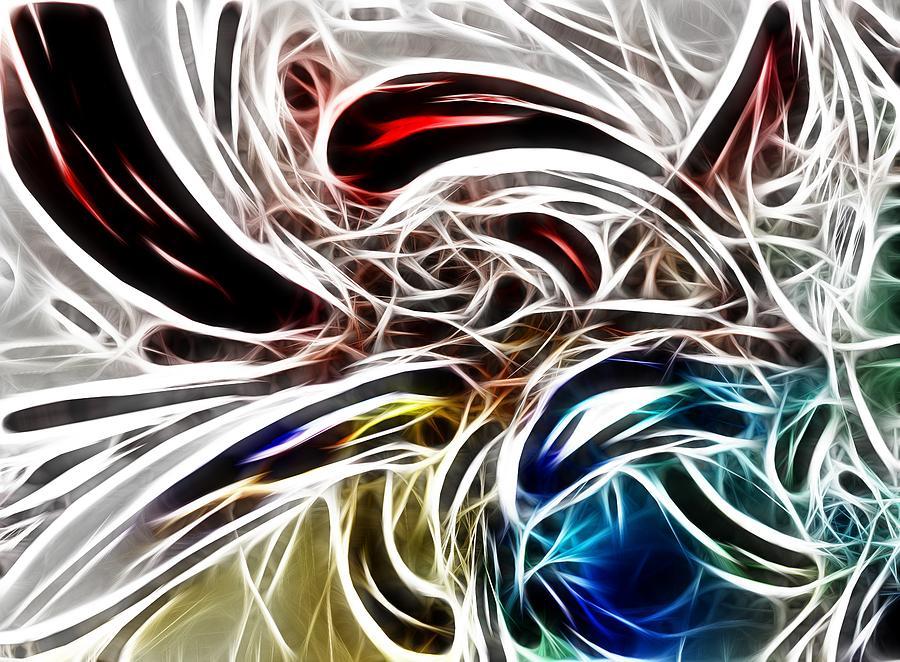 Wonderful Thoughts Digital Art by Steve K