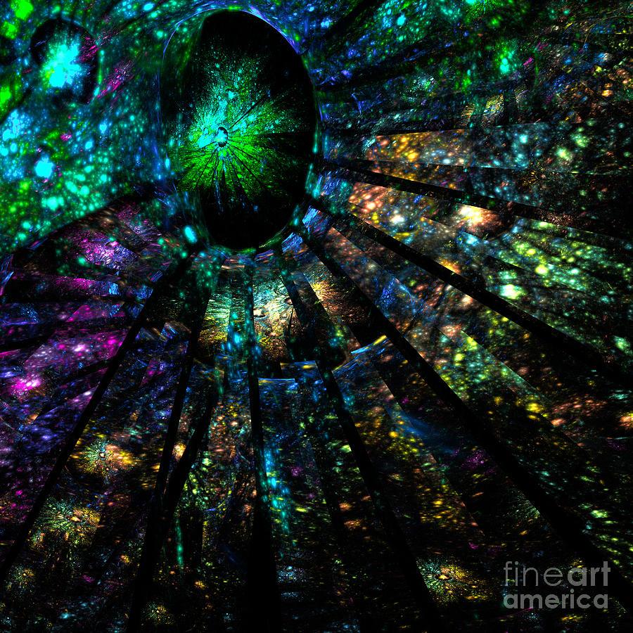 Wonders In The Universe Digital Art By Klara Acel
