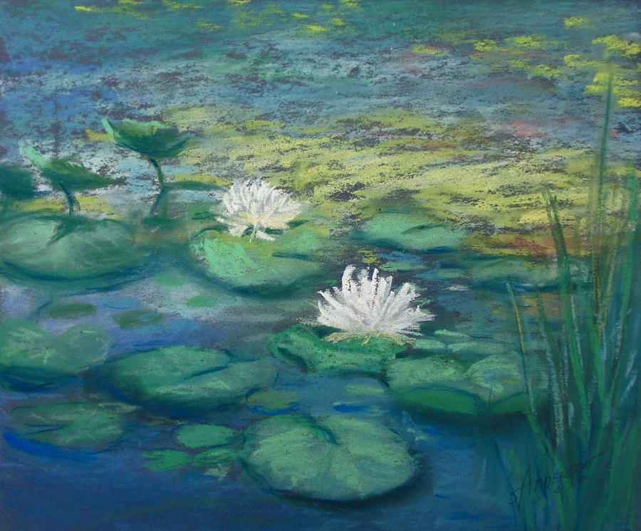 Water Pastel - Wonders in Water by Sherri Anderson