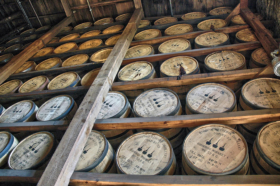 Woodford Reserve Rack House Photograph