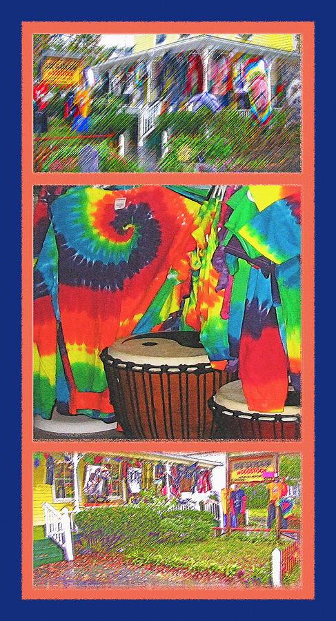 Woodstock Photograph - Woodstock Triptych by Steve Ohlsen