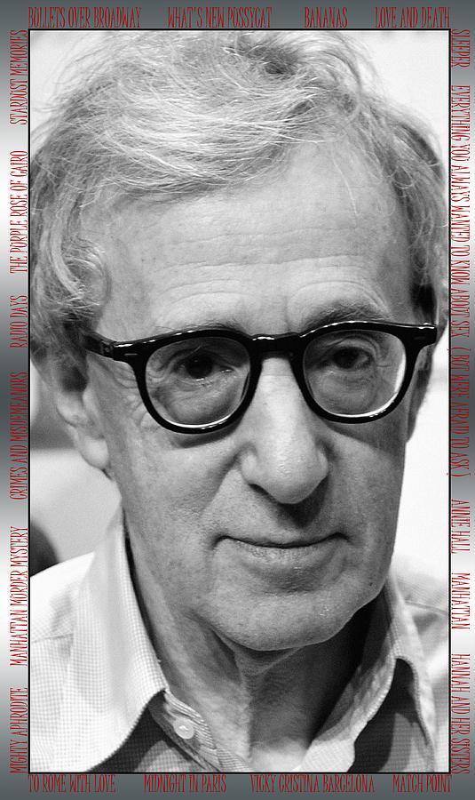 Woody Allen 1 Photograph
