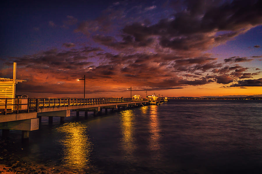 Woody Point by Peter Lombard