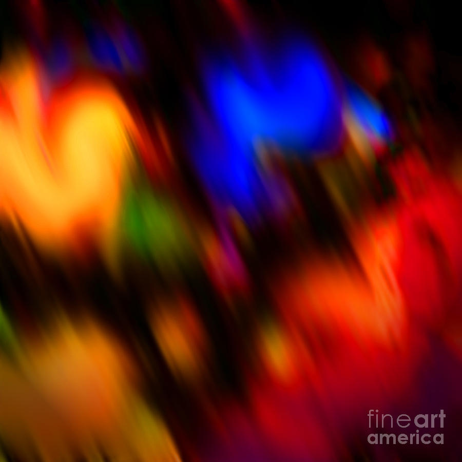 Abstract Digital Art - Work It by Gayle Price Thomas
