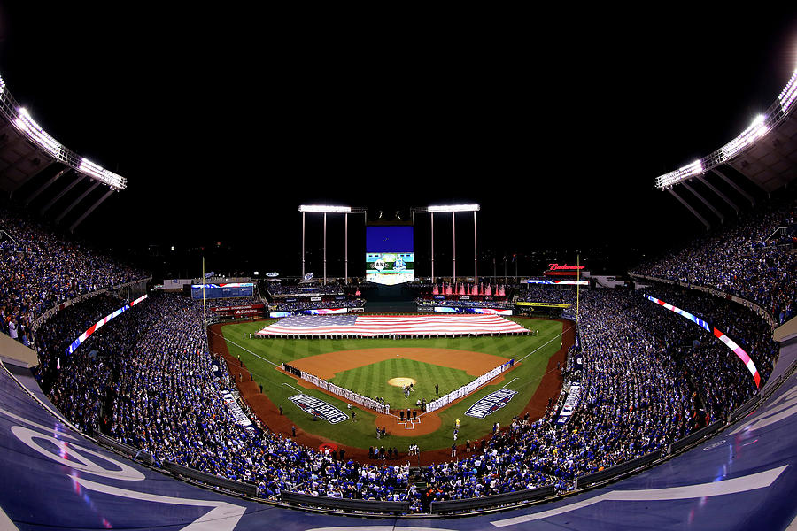 World Series - San Francisco Giants V Photograph by Alex Trautwig