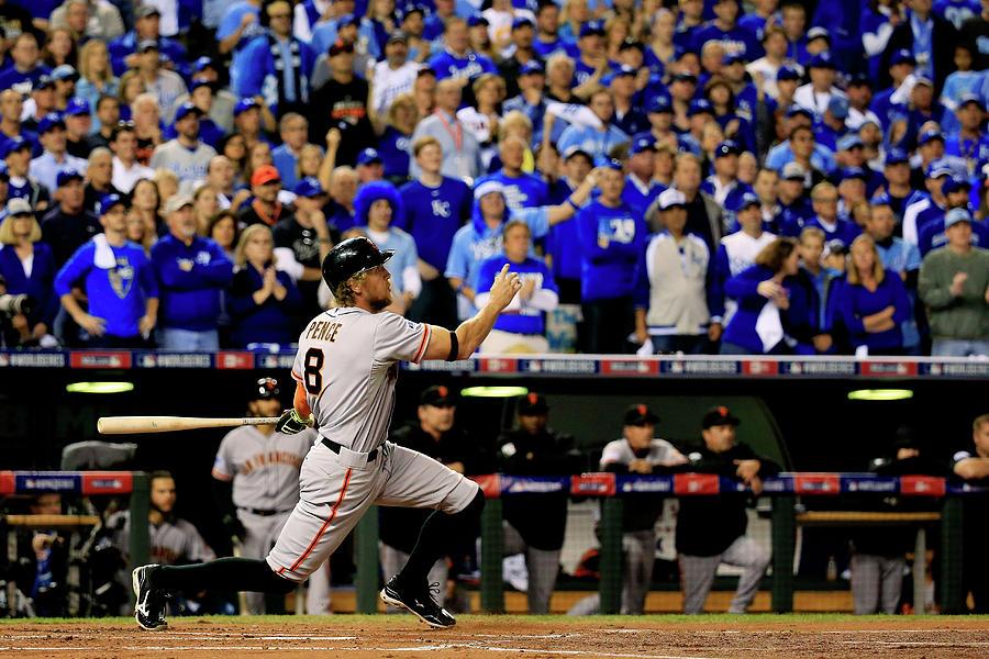 World Series - San Francisco Giants V Photograph by Rob Carr