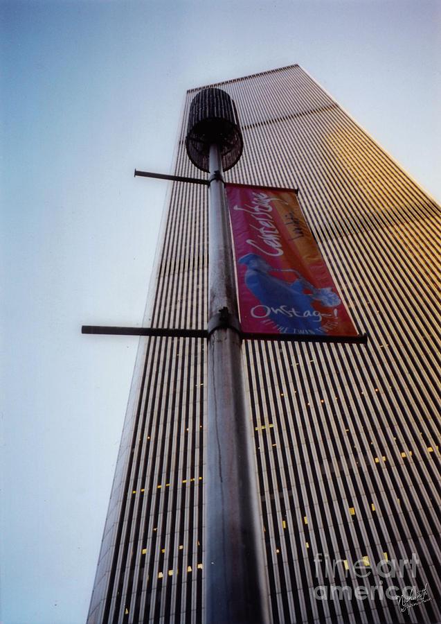 World Trade Center 1971-2001 by Nishanth Gopinathan