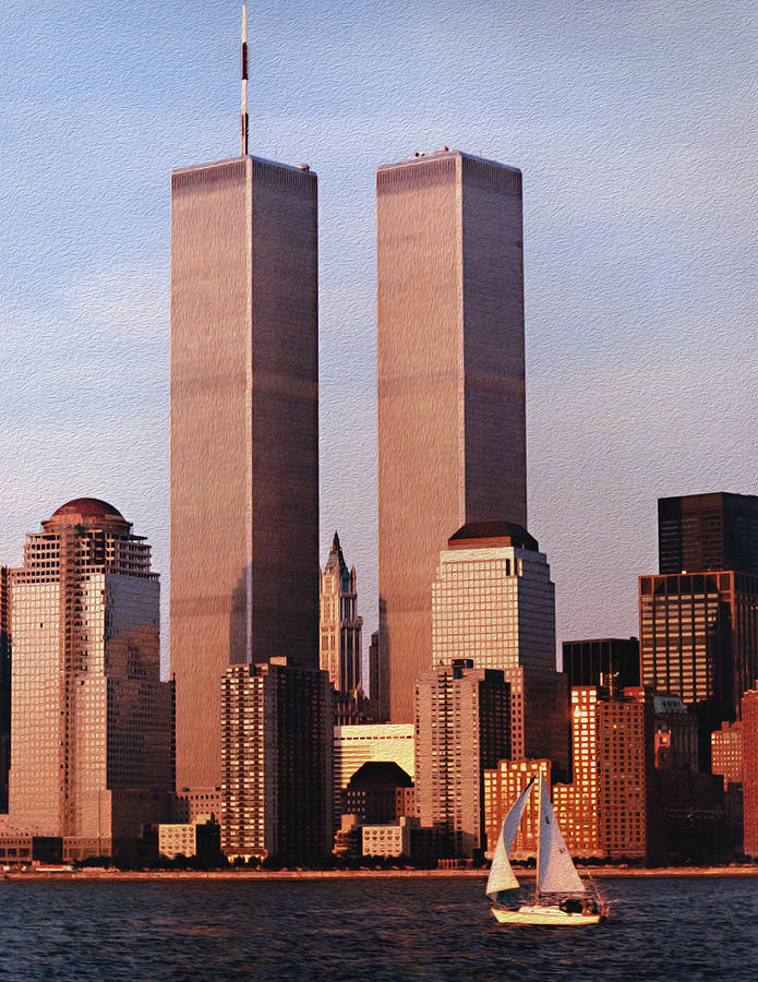 93 world trade center United flight 93 was supposed to hit world trade center 7 first i will show that the flight path of united flight 93 was directed towards new york city during the final minutes before it's destruction in shanksville.
