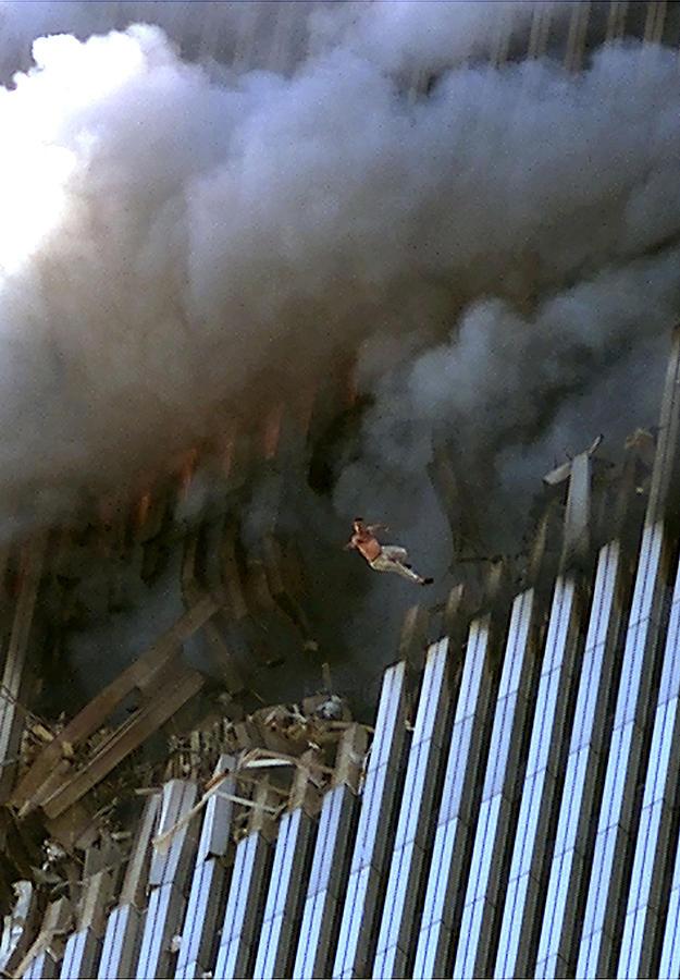 World Trade Center Hit In Terrorist Attack Photograph by Jose Jimenez/Primera Hora