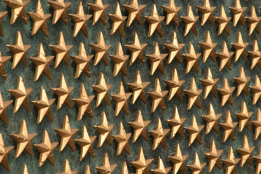 Washington Photograph - World War II Memorial - Washington Dc - 011320 by DC Photographer