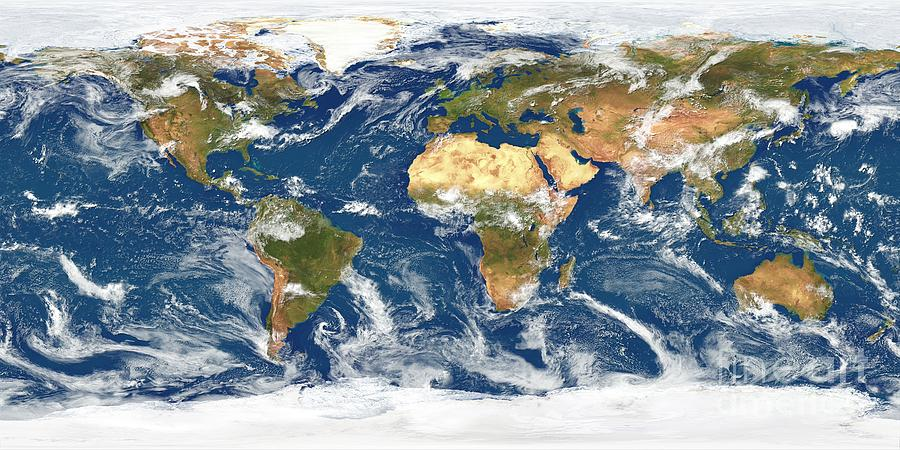 Satellit Wetter