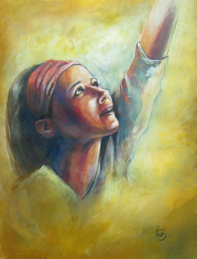 Worship Painting - Worship by Tamer and Cindy Elsharouni