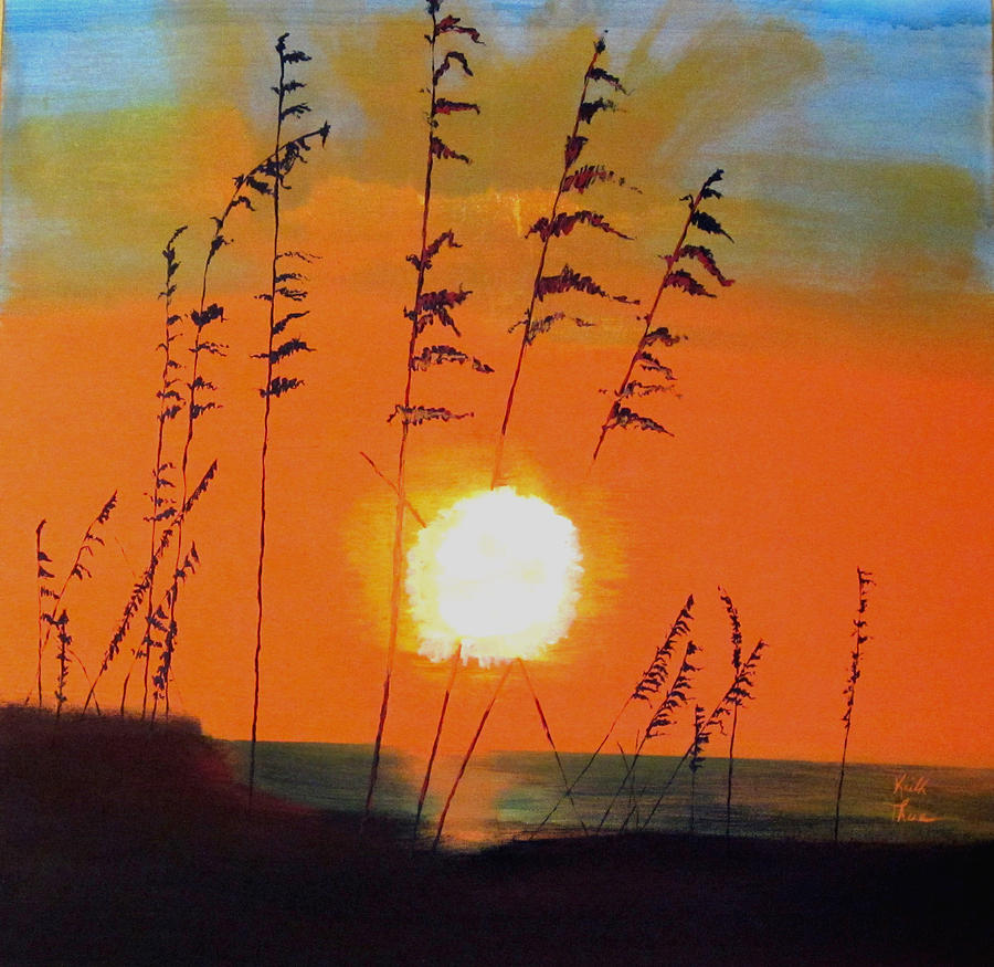 Painting - Worth Waiting For by Keith Thue