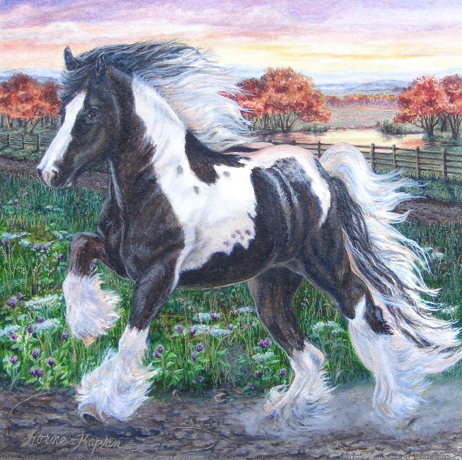 WR Sundance Gypsy Horse by Denise Horne-Kaplan