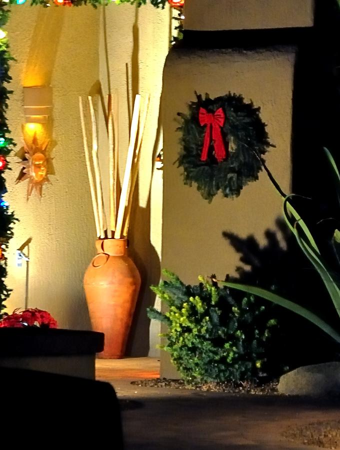 Wreath Entry 12718 Photograph