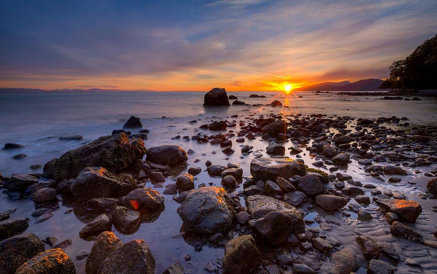 Wreck Beach Photograph - Wreck Beach by Alexis Birkill