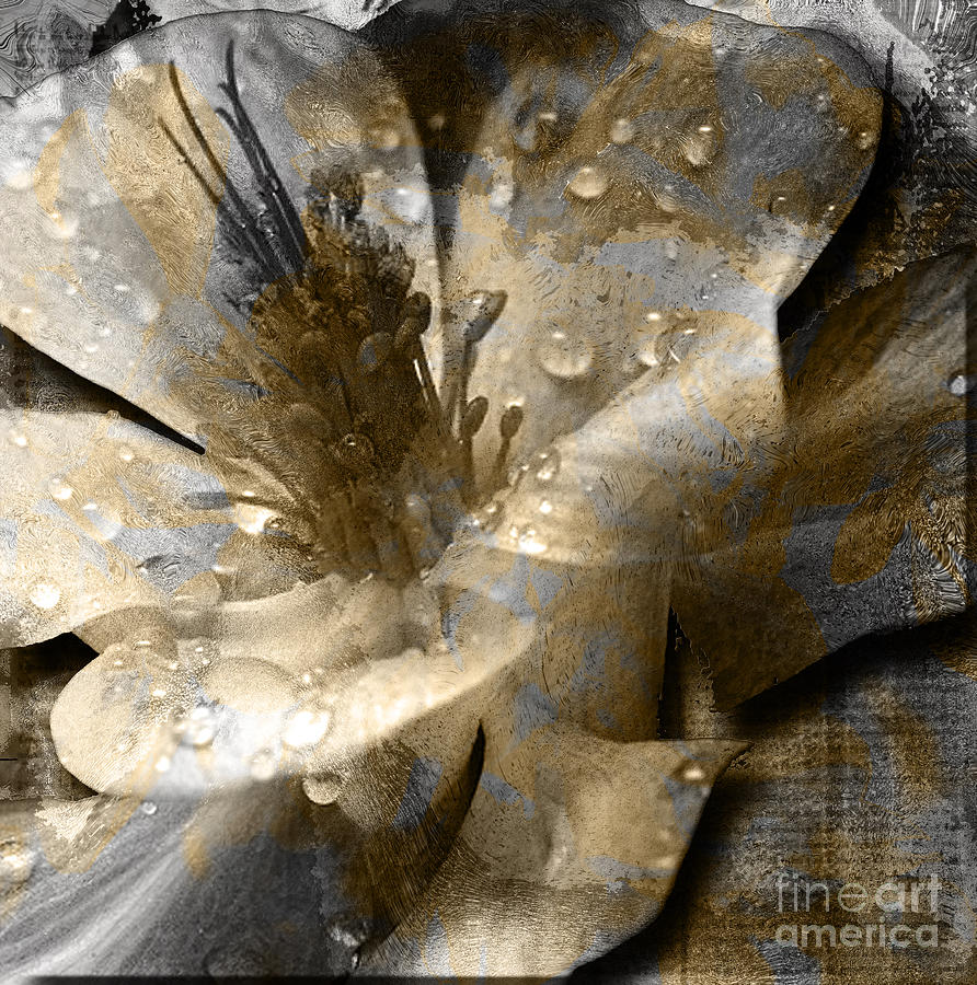 Wren Mixed Media by Yanni Theodorou