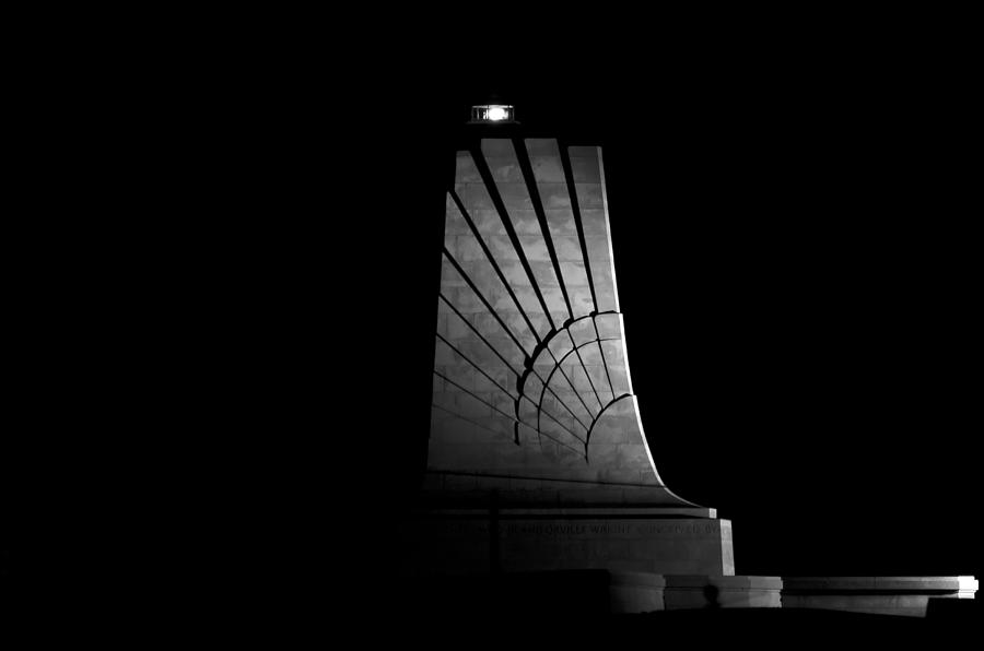 Wright Brothers National Memorial Photograph - Wright Brothers National Memorial by Greg Reed