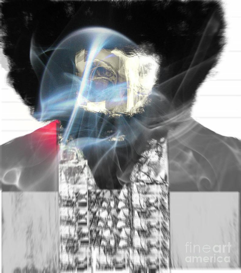 Digital Art - Writ Of Outlawry by Rc Rcd