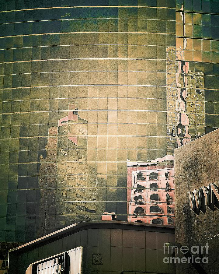 Aj Hansen Photograph - Wyndham by Arne Hansen