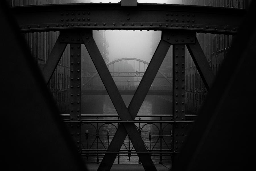Hamburg Photograph - X by Alexander Sch?nberg