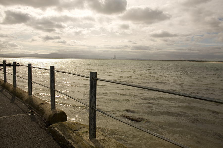 Sea Photograph - Across The Bay by Pro Shutterblade