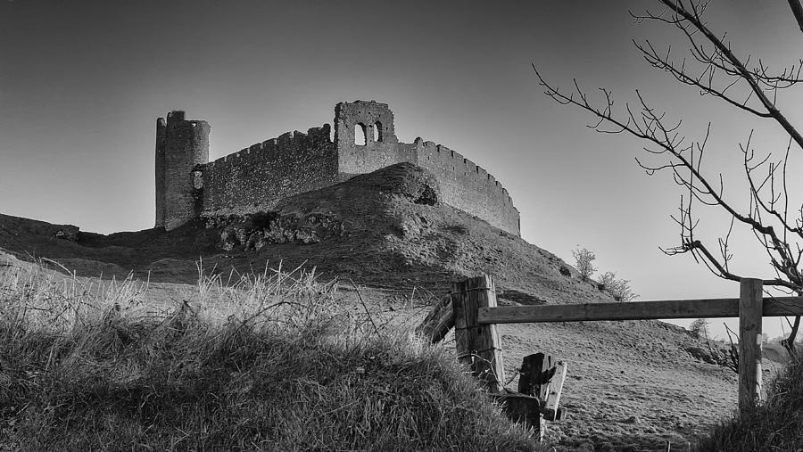 N Photograph - Roche Castle by Pro Shutterblade