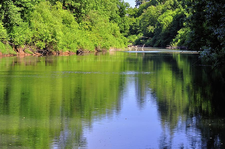 Yamhill River 24729 Photograph