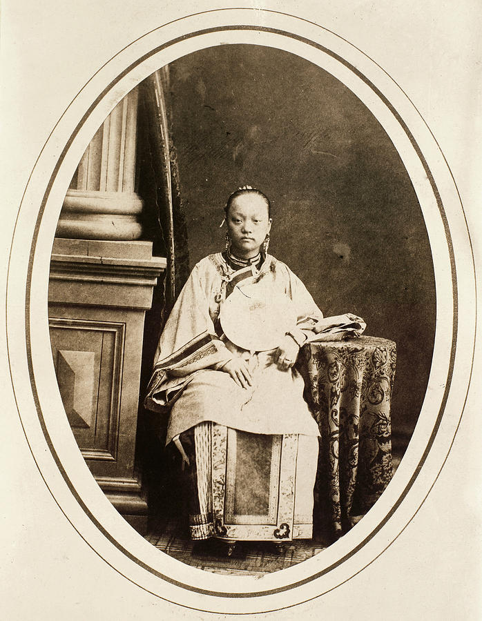 19th Century Photograph - Yang Chang-mei (d by Granger