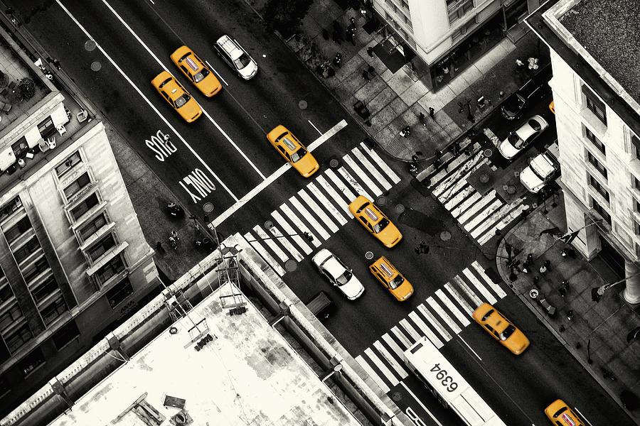 New Photograph - Yellow Flow by Stefan Kl?ren