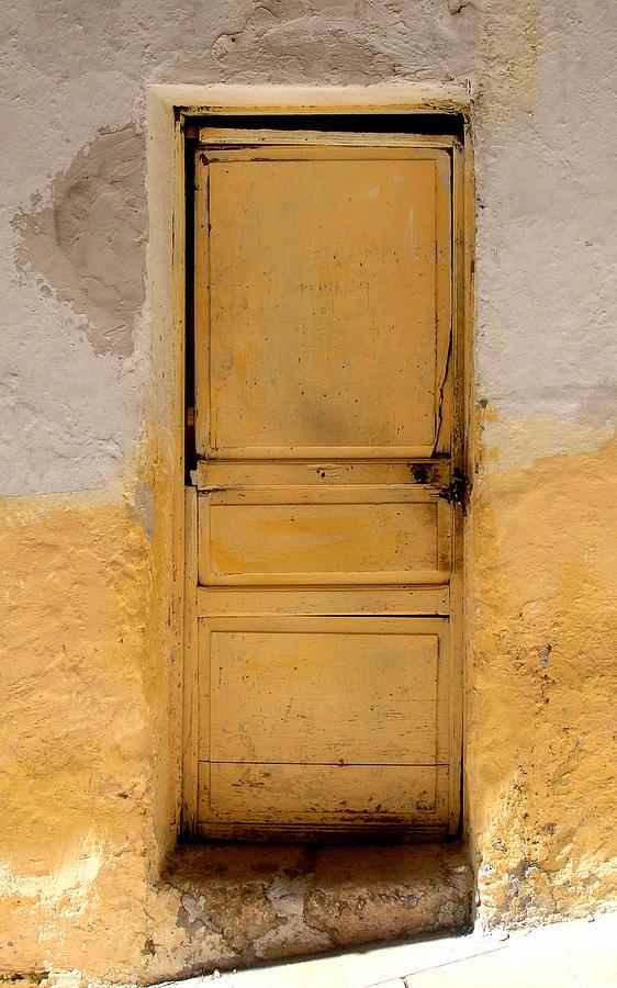 Yellow Wood by Roberto Alamino