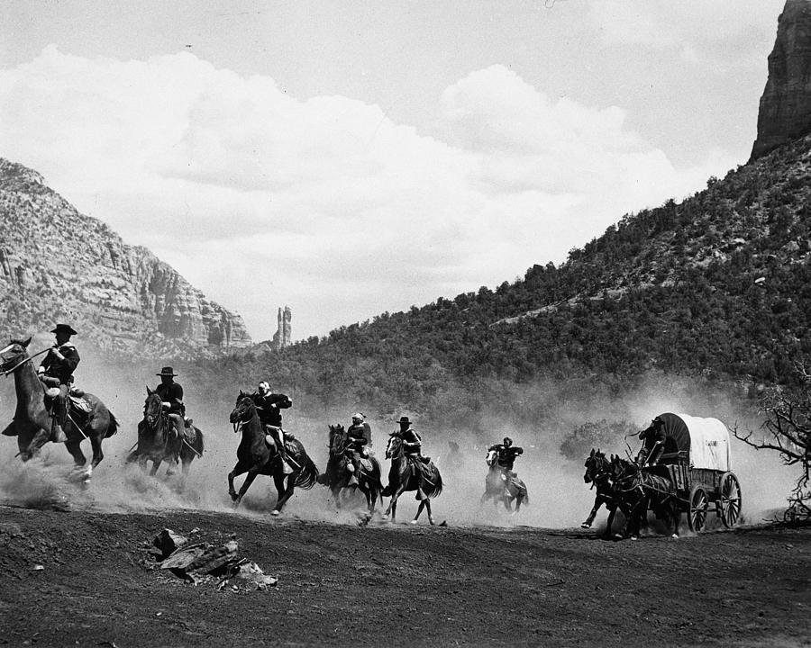 Arizona Photograph - Yellowstone Kelly 1 by Bob Bradshaw