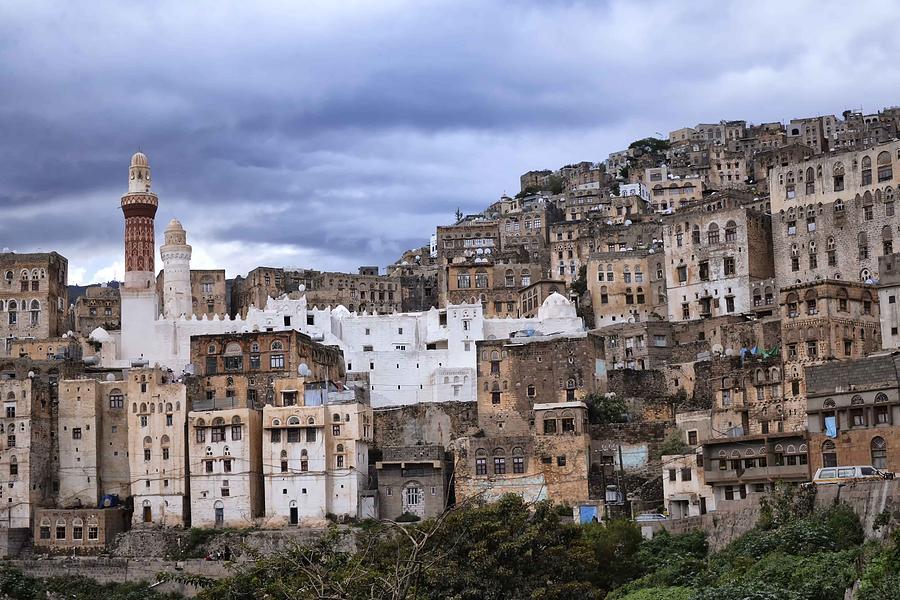 Yemen Photograph by Rod /