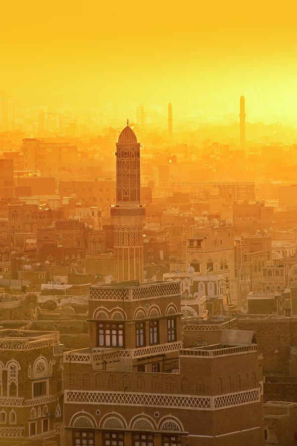 Yemen, Sana Photograph by Ugurhan Betin