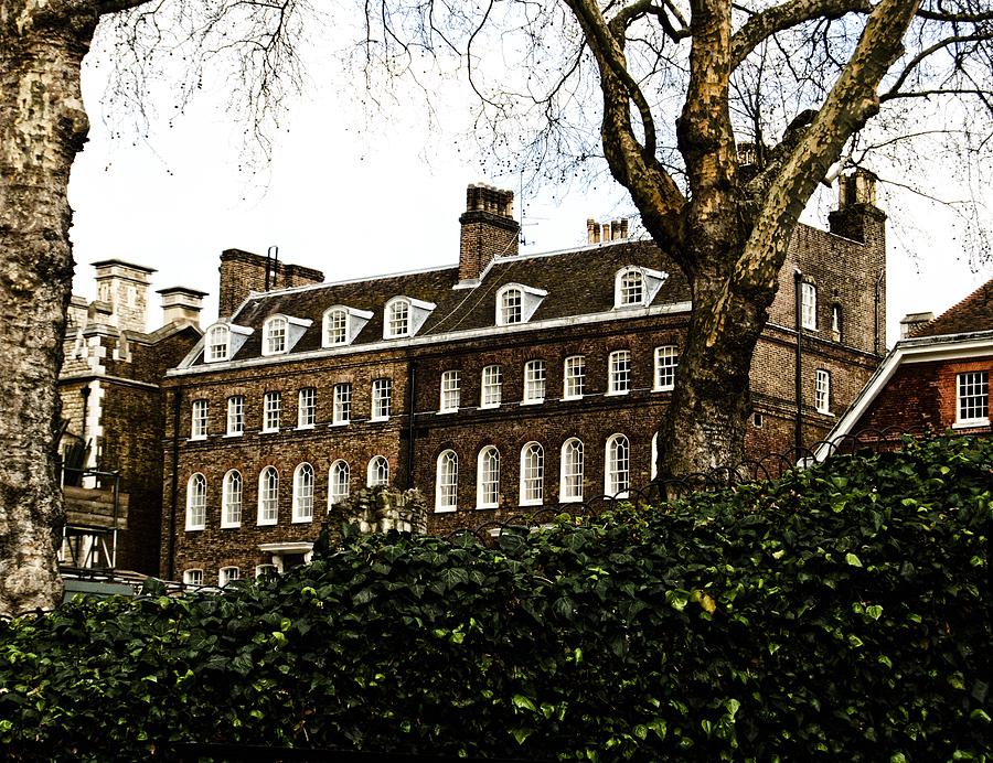 British Photograph - Yeoman Warders Quarters by Christi Kraft
