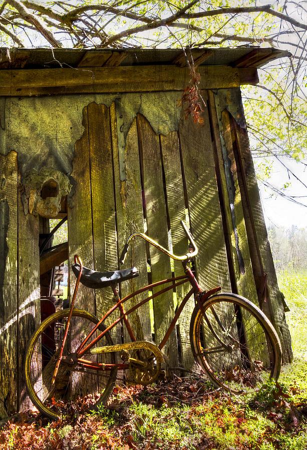 Appalachia Photograph - Yesterday by Debra and Dave Vanderlaan