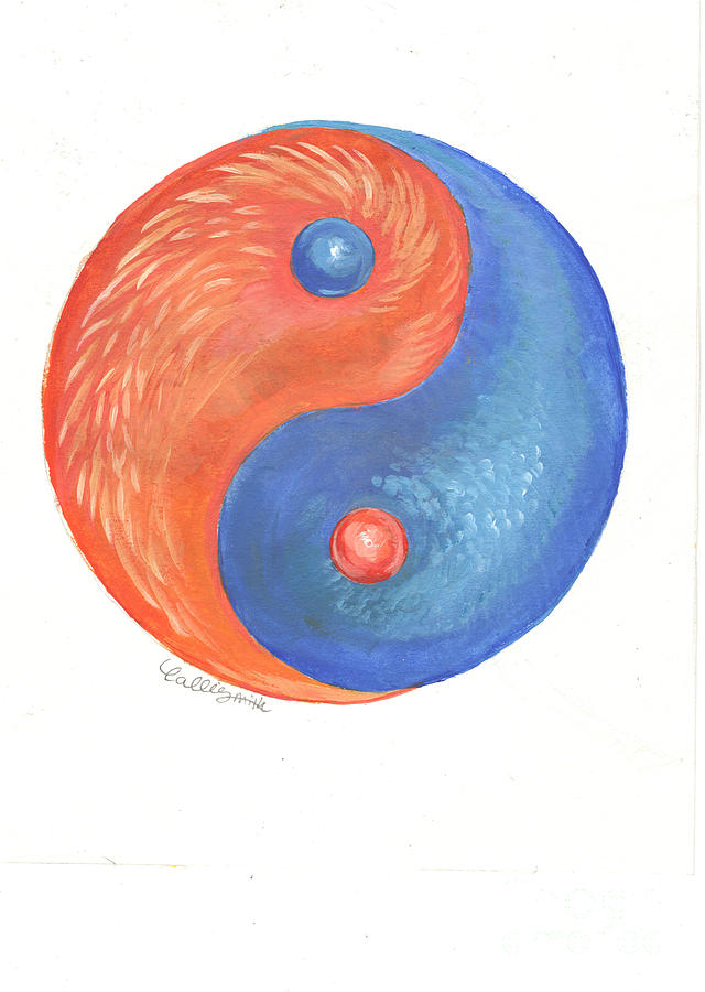 Yin and Yang by Callie Smith