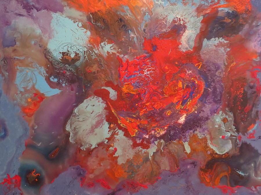 Heart Throb Painting