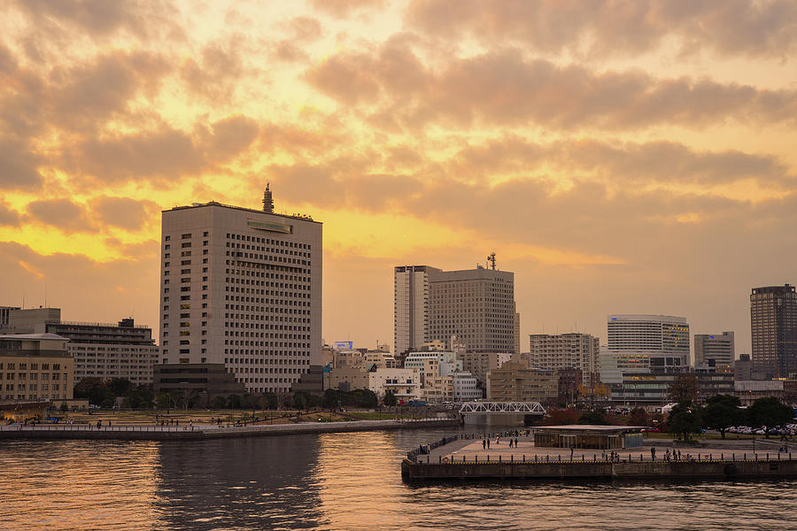 Yokohama Photograph by I Like Camera And Life