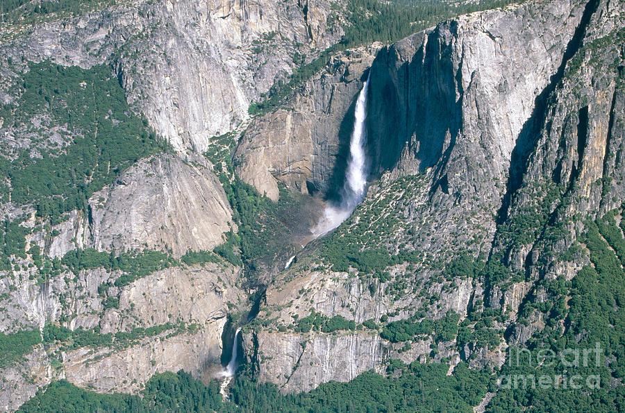Yosemite Falls Photograph - Yosemite Falls by Mark Newman