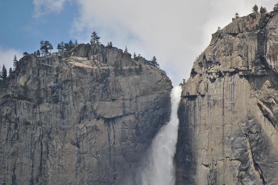 Yosemite Np Yosemite Falls 18 Photograph