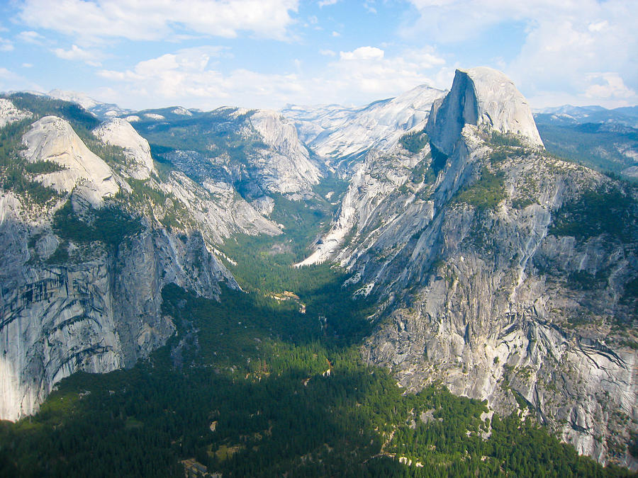Yosemite Valley Photograph - Yosemite Summers by Heidi Smith